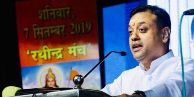 BJP spokesperson Sambit Patra gave this big statement on the construction of Ram temple