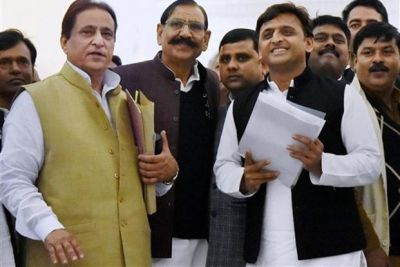 Akhilesh to rally in support of Azam, Mulayam gave a call