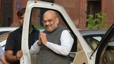Home Minister Amit Shah to visit Assam today, first visit after the release of NRC list