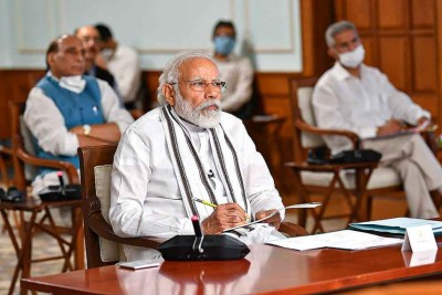 PM Modi's controversial statement had agitated opposition MPs in Rajya Sabha proceedings