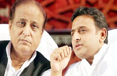 Akhilesh Yadav to protest on streets in support of land mafia Azam Khan