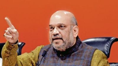 Amit Shah lashed out at Congress in North East, said this...