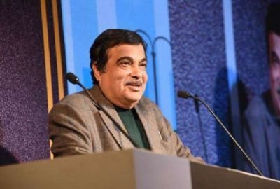Nitin Gadkari fined for speeding under New Motor Vehicles Act