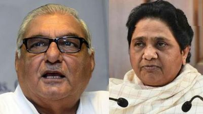 Politics intensifies in Haryana assembly elections, Congress-BSP may join hands