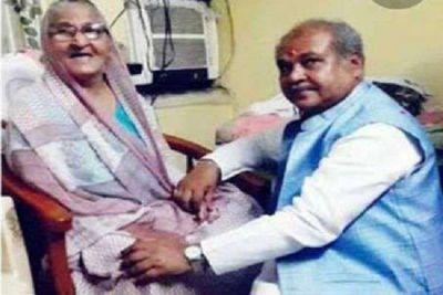 CM Kamal Nath mourns the sad demise of Union Minister Narendra Singh Tomar's mother