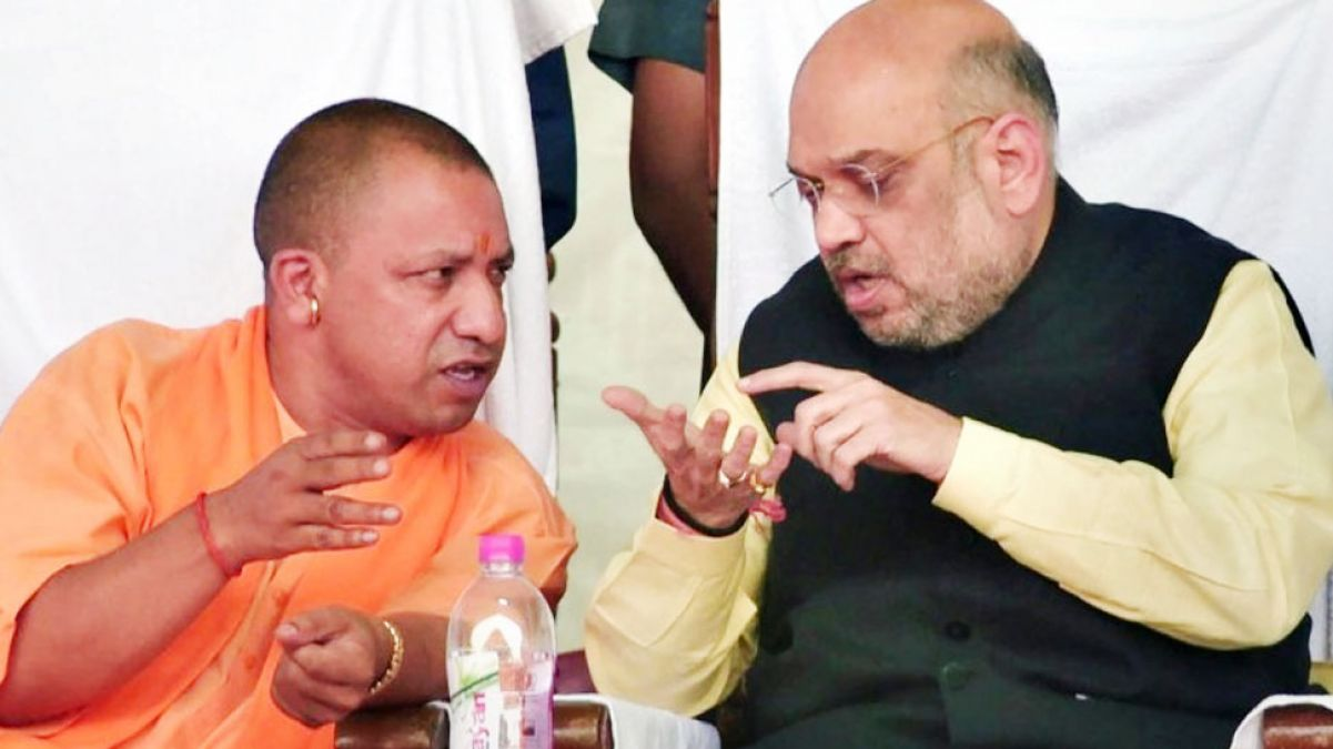 Amit Shah and CM Yogi's meeting lasted for a long time, discussed these three issues