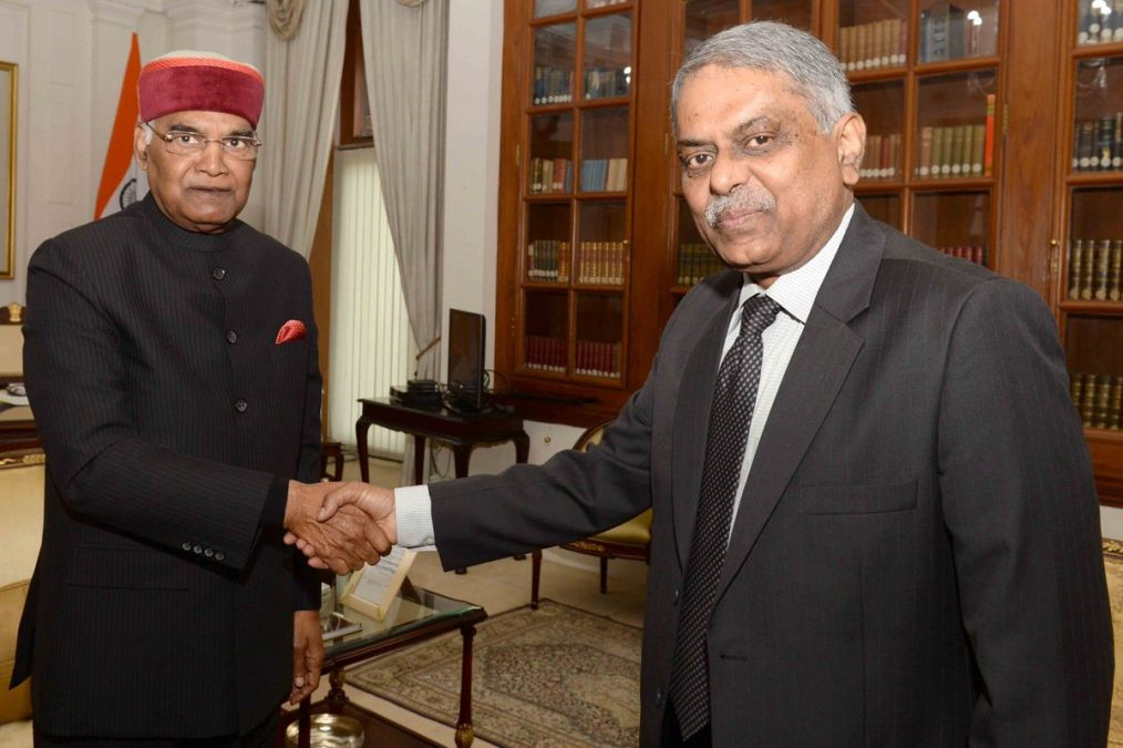PK Sinha appointed principal adviser to PM