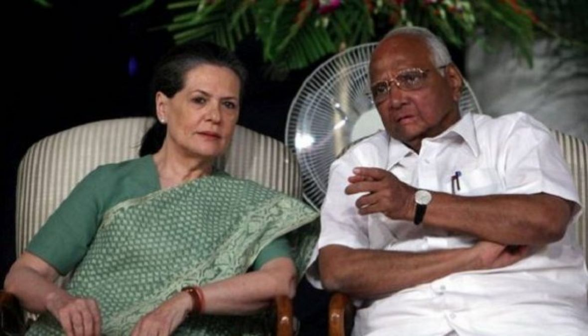 Maharashtra assembly elections: Meeting between Sonia Gandhi and Sharad Pawar, know what happened