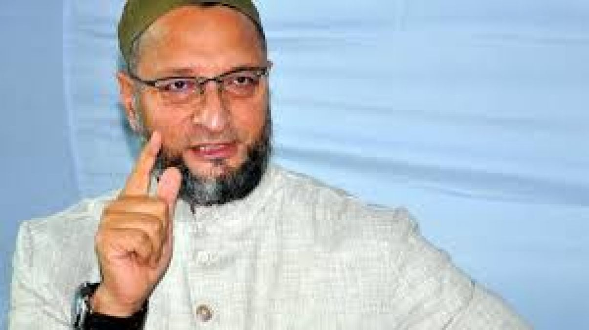 Owaisi hits back at PM Modi, said- when people are killed in the name of cow, then…