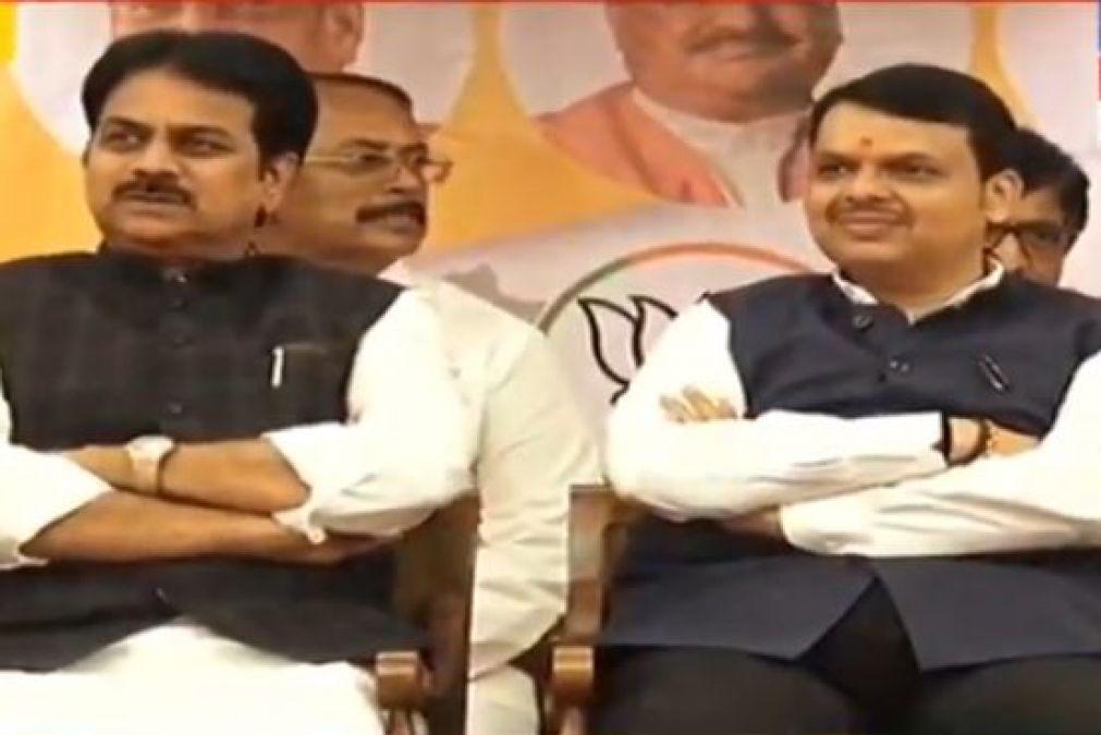 Maharashtra: Congress in shock, former minister Harshvardhan joins BJP