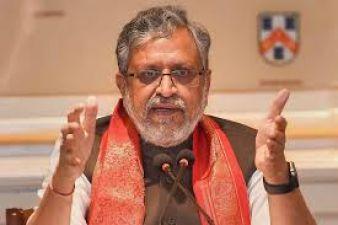 बिहारः उप मुख्यमंत्री सुशील मोदी ने नीतीश को लेकर दिया बड़ा बयान