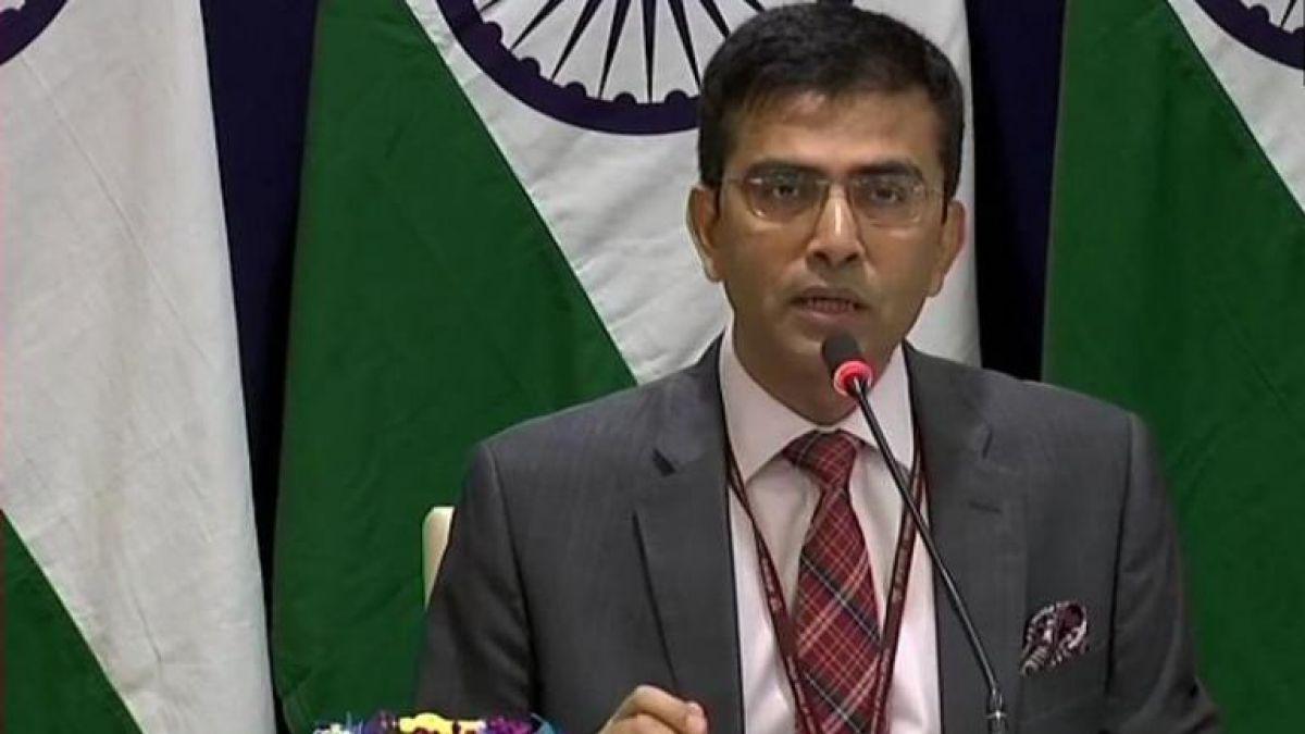 कुलभूषण जाधव मामले पर विदेश मंत्रालय का बड़ा बयान, कहा- इस मुद्दे को लेकर फिर ICJ जाएगा भारत