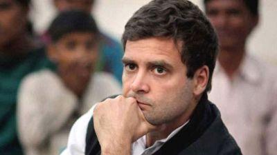 अध्यक्ष पद संभालने के बाद कांग्रेस की पहली बड़ी बैठक ले रहीं सोनिया गांधी, राहुल गाँधी नहीं हैं मौजूद