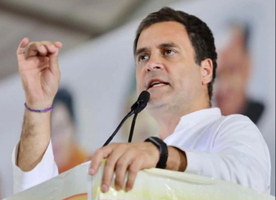 Rahul Gandhi attacked Modi government due to economic recession, gave this statement