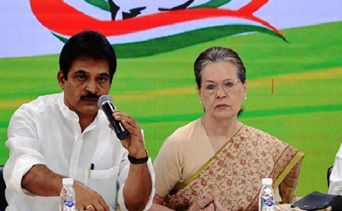 नार्थ ईस्ट के नेताओं के साथ बैठक कर रहीं सोनिया गांधी, असम NRC पर ले सकती हैं बड़ा फैसला