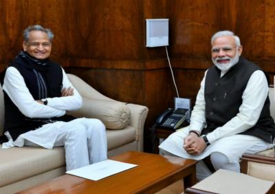CM Gehlot wrote to PM Modi, said this about Ayushman scheme