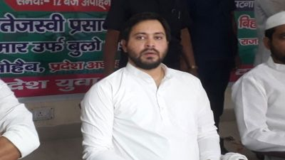 Furor over CM candidate in Bihar, now Tejashwi gave  a big statement