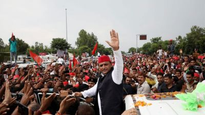 Akhilesh Yadav's big statement, says, 'the cases filed against Azam Khan will be removed when our government comes'