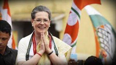 कांग्रेस शासित राज्य के मुख्यमंत्रियों के साथ बैठक में सोनिया गांधी ने नेताओं को दी यह सलाह