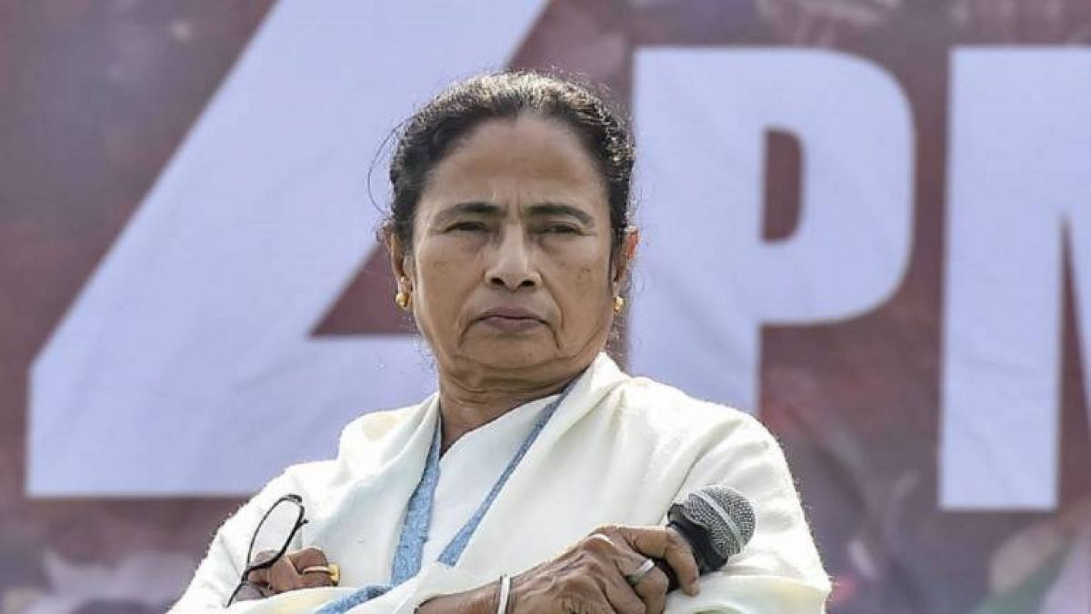 BJP's counter attack on Mamta Banerjee, said- you have implemented 'super emergency' in Bengal