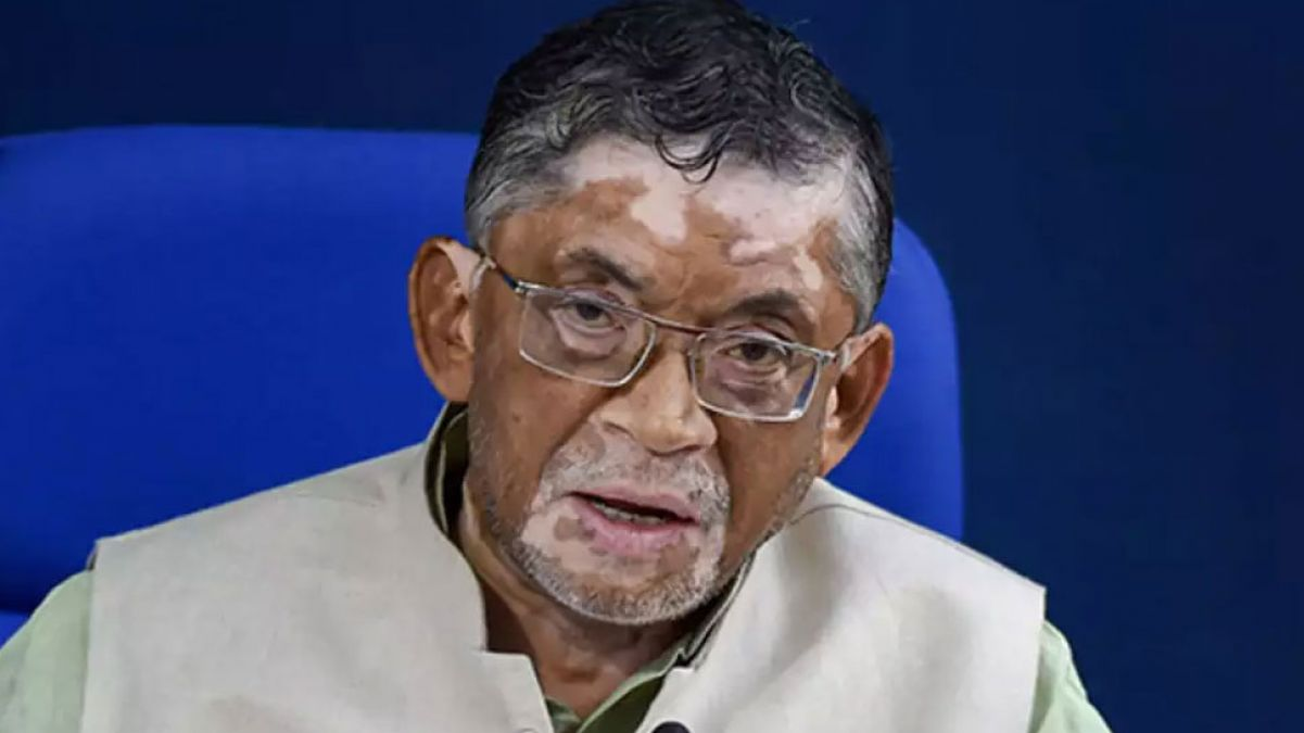 Dispute over jobs statement, now minister Santosh Gangwar gives clarification