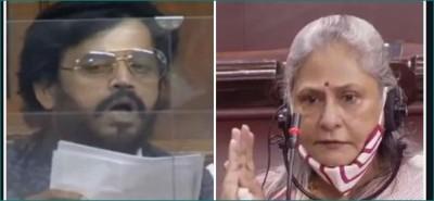 Samajwadi Party MP Jaya Bachchan hits back at Ravi Kishan