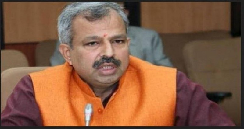 Now this BJP president of Delhi became Corona infected, tweeted information