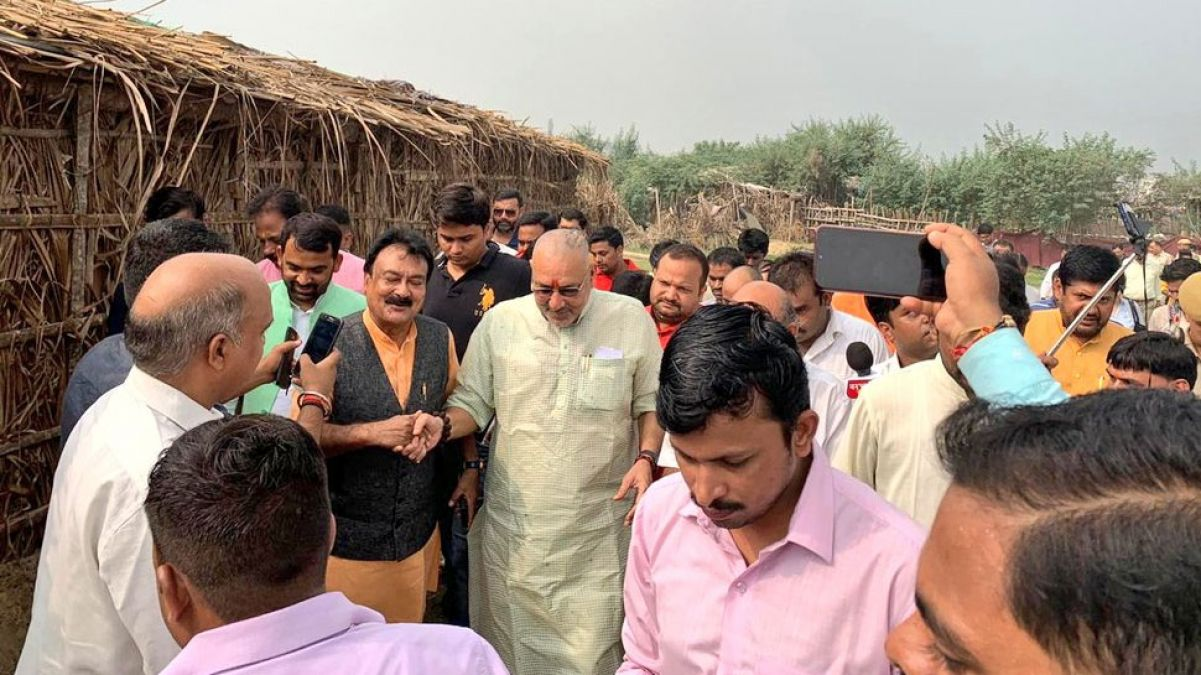 Giriraj Singh announces, 'Hindus coming from Pakistan will get a big gift on PM Modi's birthday'