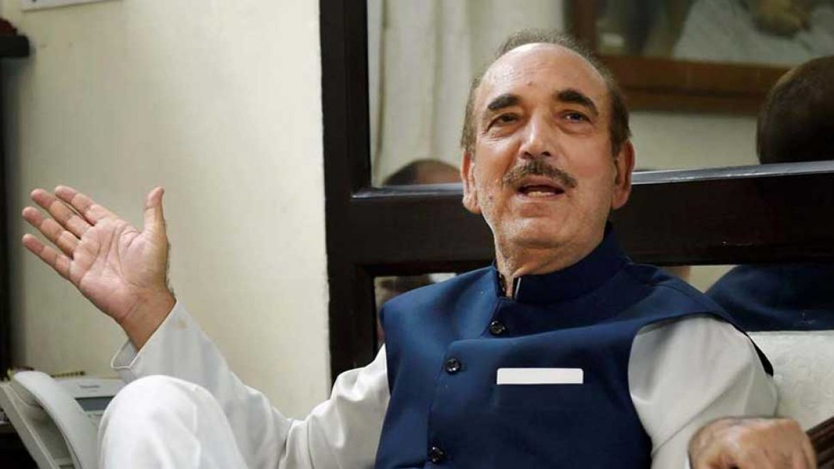 Section 370: SC grants permit Ghulam Nabi Azad to visit Srinagar