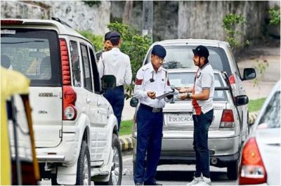 BJP ruled state to review the fine under the New Motor Vehicles Act