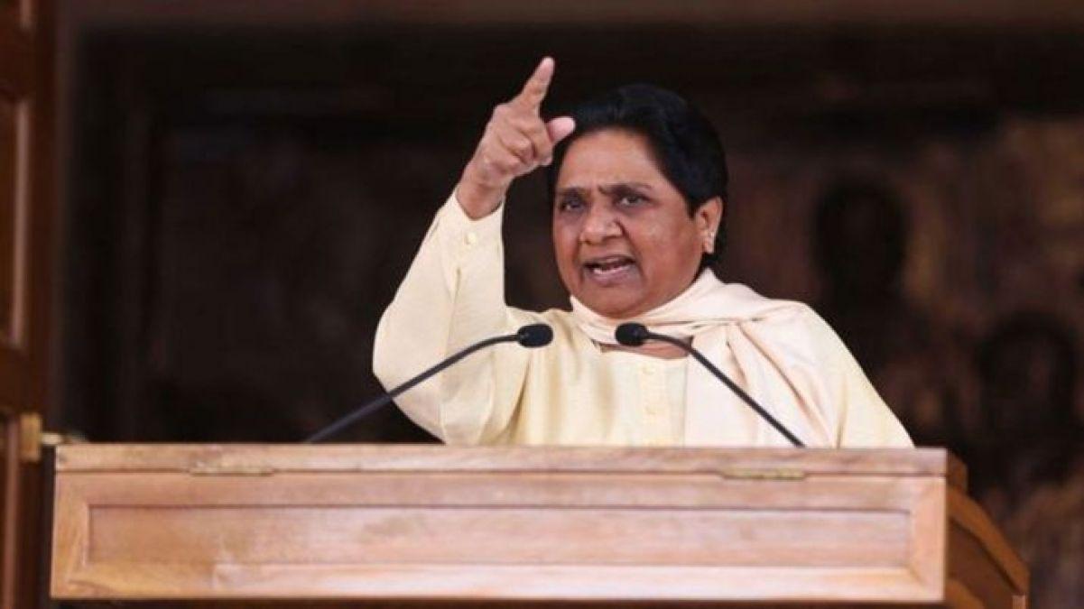 राजस्थान में BSP को लगा तगड़ा झटका, मायवती ने इस पार्टी को कहा धोखेबाज