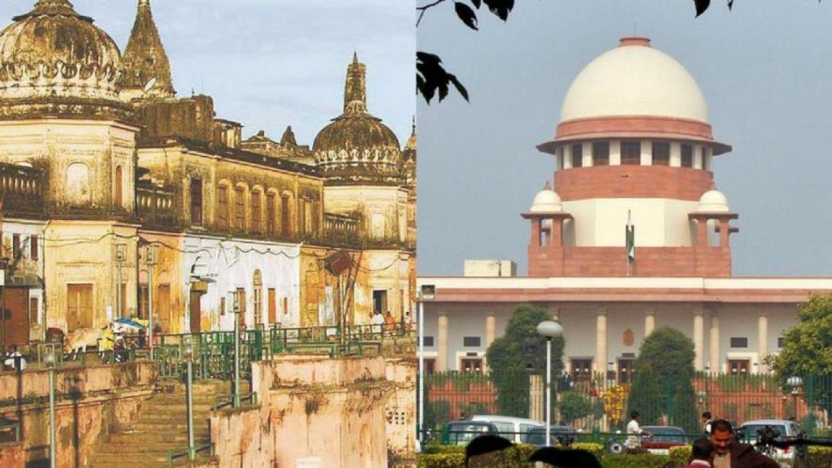 अयोध्या मामला LIVE: मुस्लिम पक्षकार बोले- रामजन्मभूमि का सही स्थान बताने में विफल रहा हिन्दू पक्ष