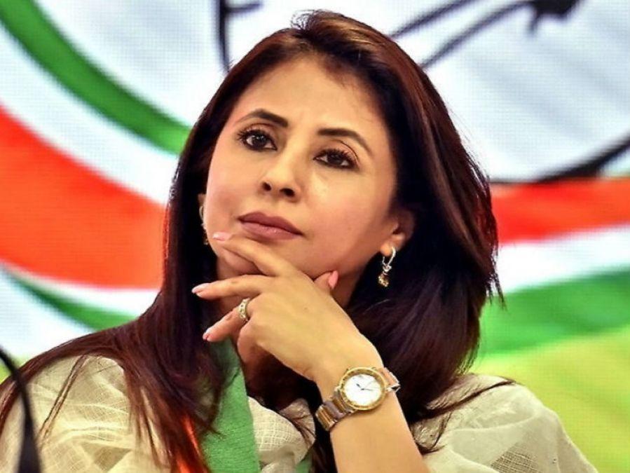 Maharashtra assembly elections: Urmila who breaks ties with Congress, will join Shiv Sena!