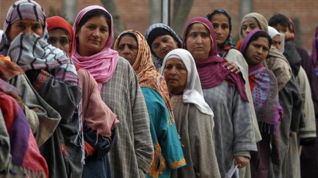 जम्मू-कश्मीर में मतदान का दौर होगा शुरू, पहली बार होगा बीडीसी चुनाव