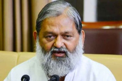 मंत्री 'अनिल विज' ने राबर्ट वाड्रा पर साधा निशाना, इस मामले में होनी चाहिए जांच