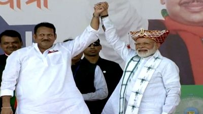 Maharashtra: PM Modi said on the completion of 100 days of the government