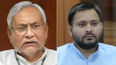 Tejashwi's counterattack on Nitish's statement over Bihar's health system