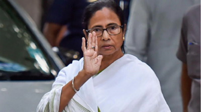 Mamata Banerjee in meeting with Amit Shah says