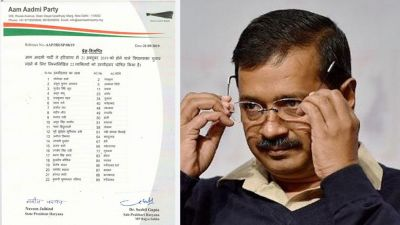 AAP releases first list of 22 candidates for Haryana assembly elections