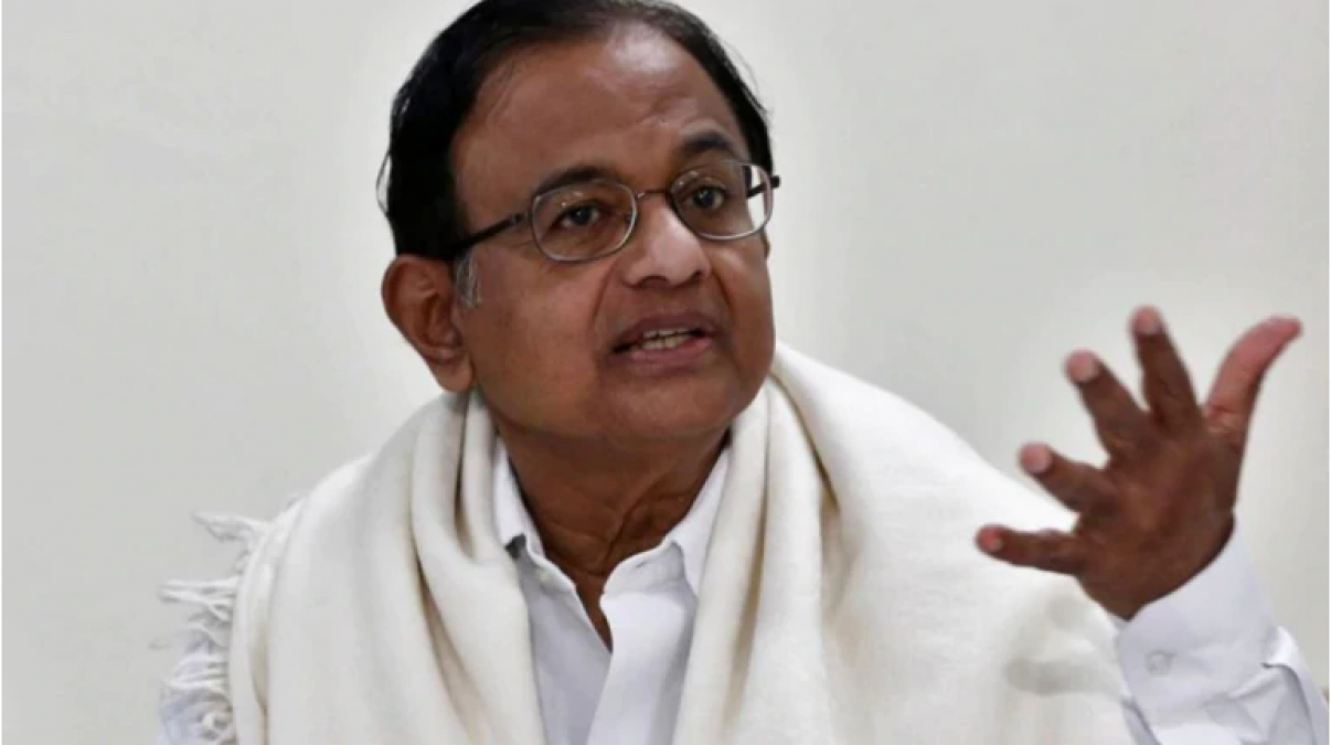 P Chidambaram takes dig at Howdy Modi, says, all right' in India except unemployment and mob lynching