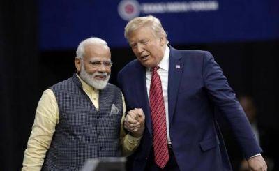 Howdy Modi: Congress slams PM Modi's for his slogan 'Abki Baar, Trump Sarkar' in the US