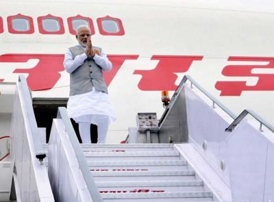 PM Modi arrives in New York after Howdy Modi program, will attend UN summit