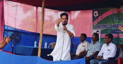 त्रिपुरा में कांग्रेस को लगा बड़ा झटका, पार्टी अध्यक्ष ने दिया इस्तीफा