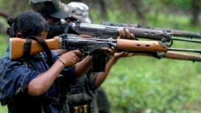 Maoists blow up diesel tanker in Chhattisgarh, three dead