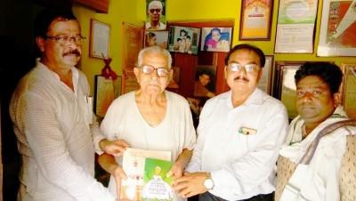 Odisha: Sarvodaya leader Bhagwat Prasad Nanda dies at 82