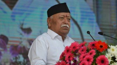 RSS chief appeals government for the rights of Kashmiri people