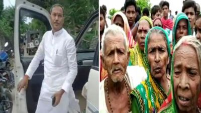 JDU MP's controversial statement to told flood victims says, 'first make MP for five times, then will do work'