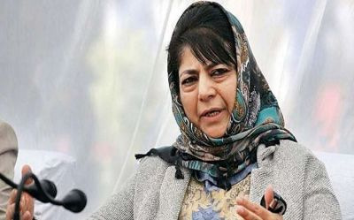 Mehbooba tightened up on NSA Doval's visit to Kashmir, said this