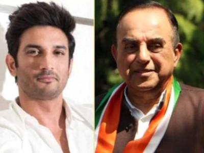 Subramanyam Swamy demands to file FIR under section 302 CBI on the Sushant case