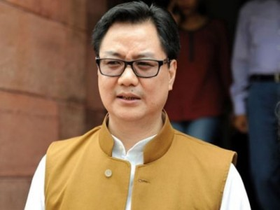 Congress will pay heavy price for taking anti-farmer stand: Kiren Rijiju over India Gate incident